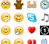 Skype Smileys for IEview